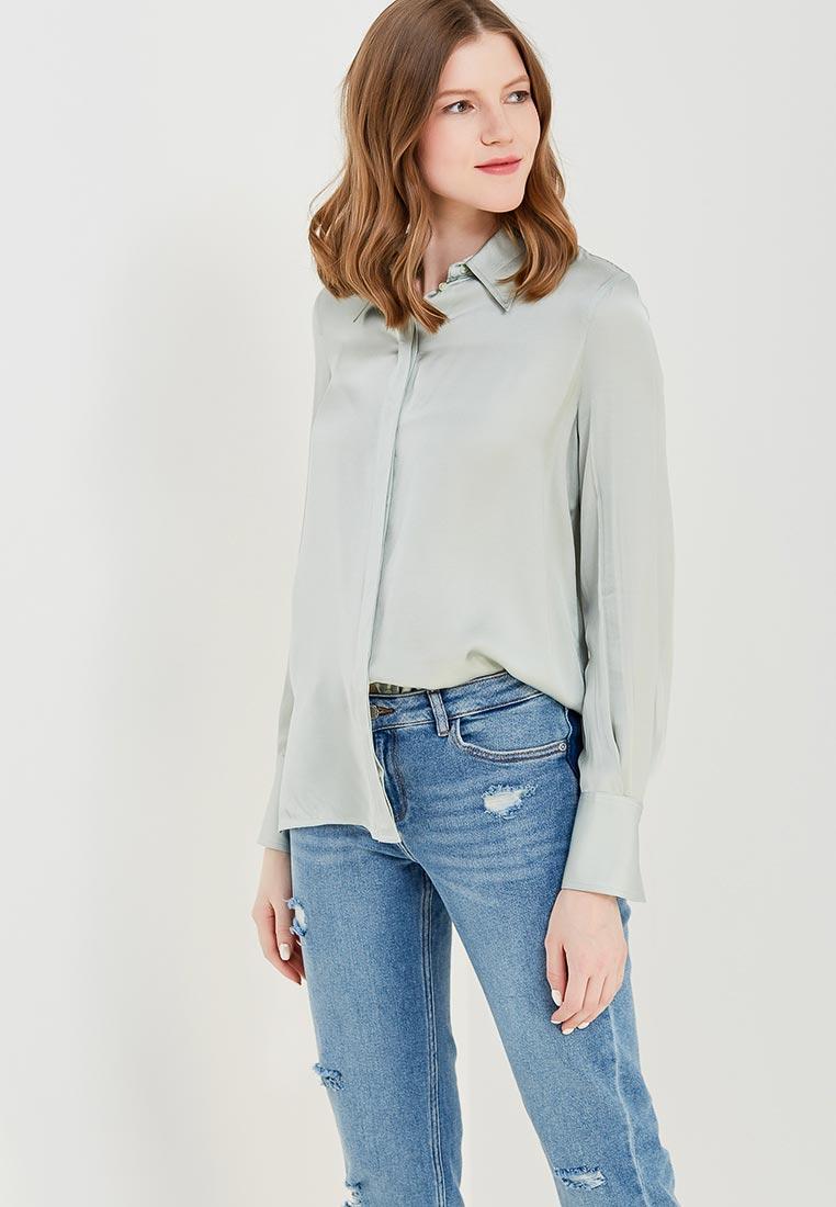 Женские рубашки с длинным рукавом Mango (Манго) 21053048