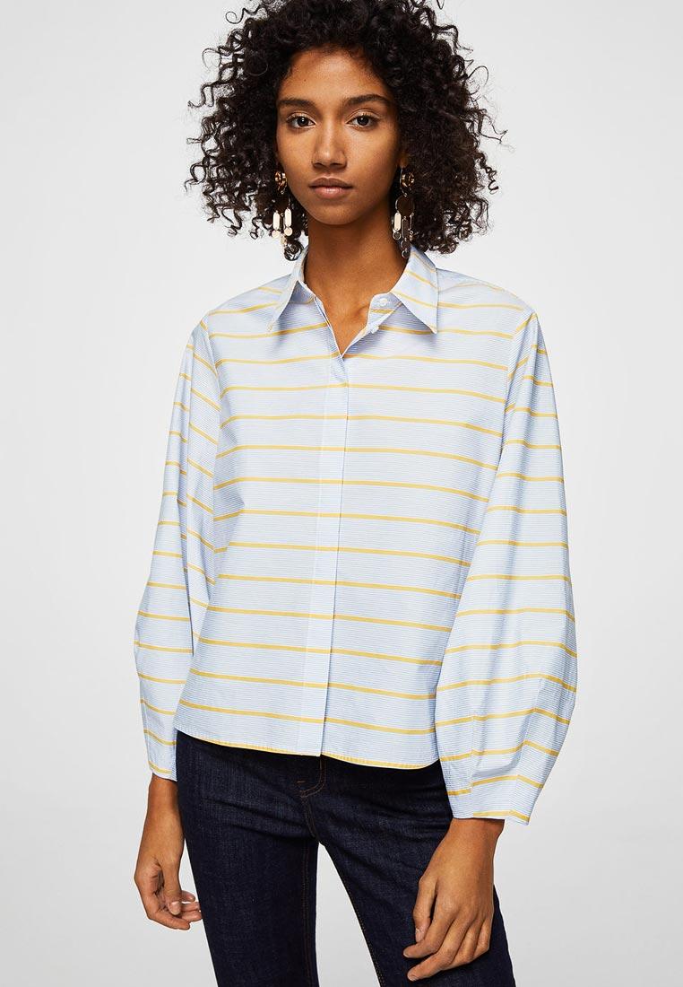 Женские рубашки с длинным рукавом Mango (Манго) 21025015