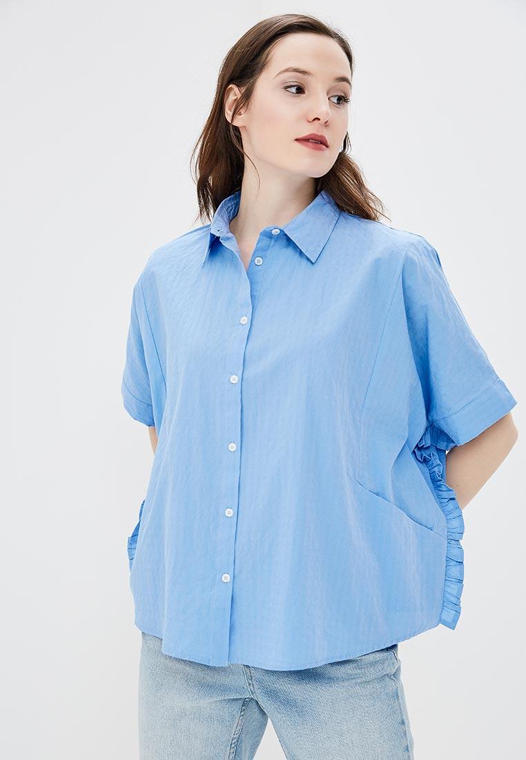 Женские рубашки с длинным рукавом Mango (Манго) 23073653