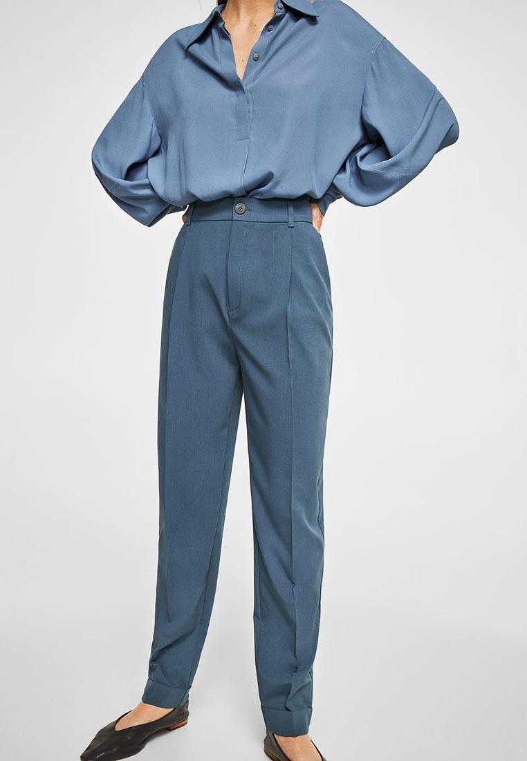 Женские классические брюки Mango (Манго) 21085011