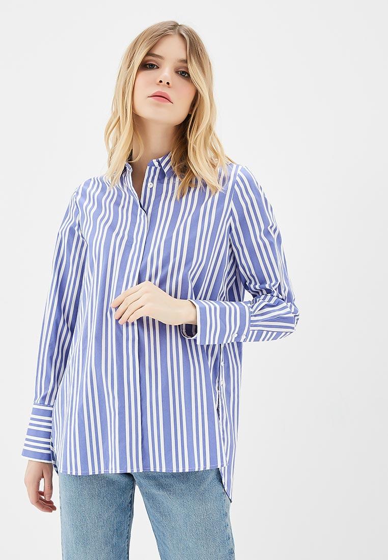 Женские рубашки с длинным рукавом Mango (Манго) 21063669