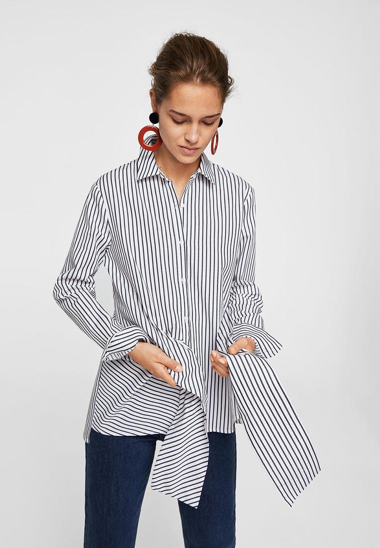 Женские рубашки с длинным рукавом Mango (Манго) 23053647