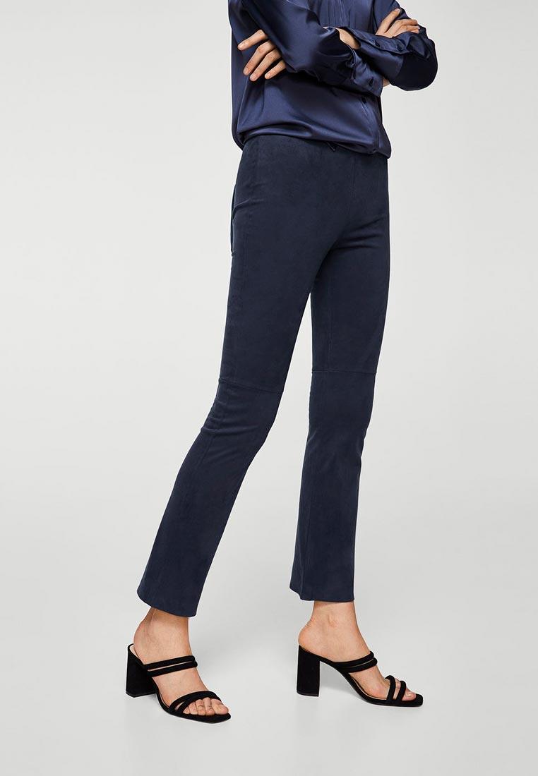 Женские зауженные брюки Mango (Манго) 23015009