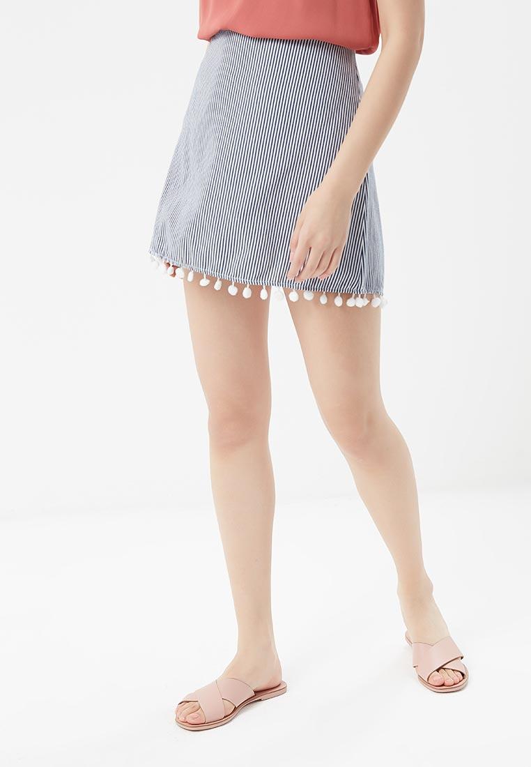 Прямая юбка Mango (Манго) 23070338