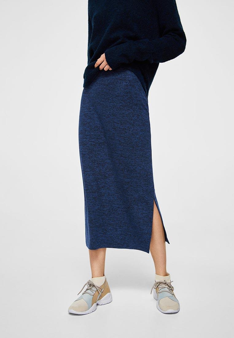 Прямая юбка Mango (Манго) 23083633
