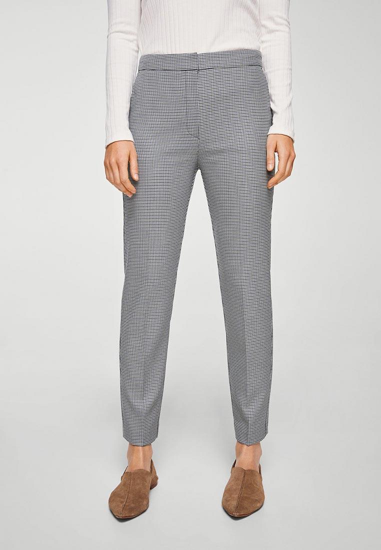 Женские зауженные брюки Mango (Манго) 21055028