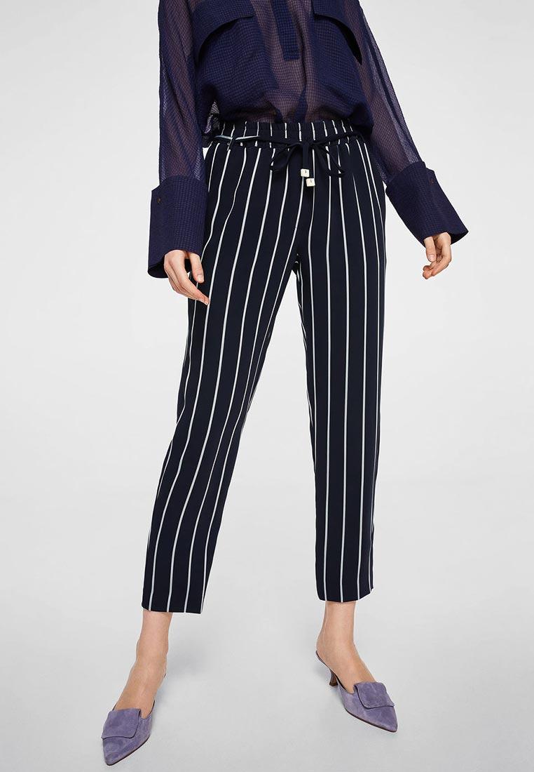 Женские прямые брюки Mango (Манго) 21023646