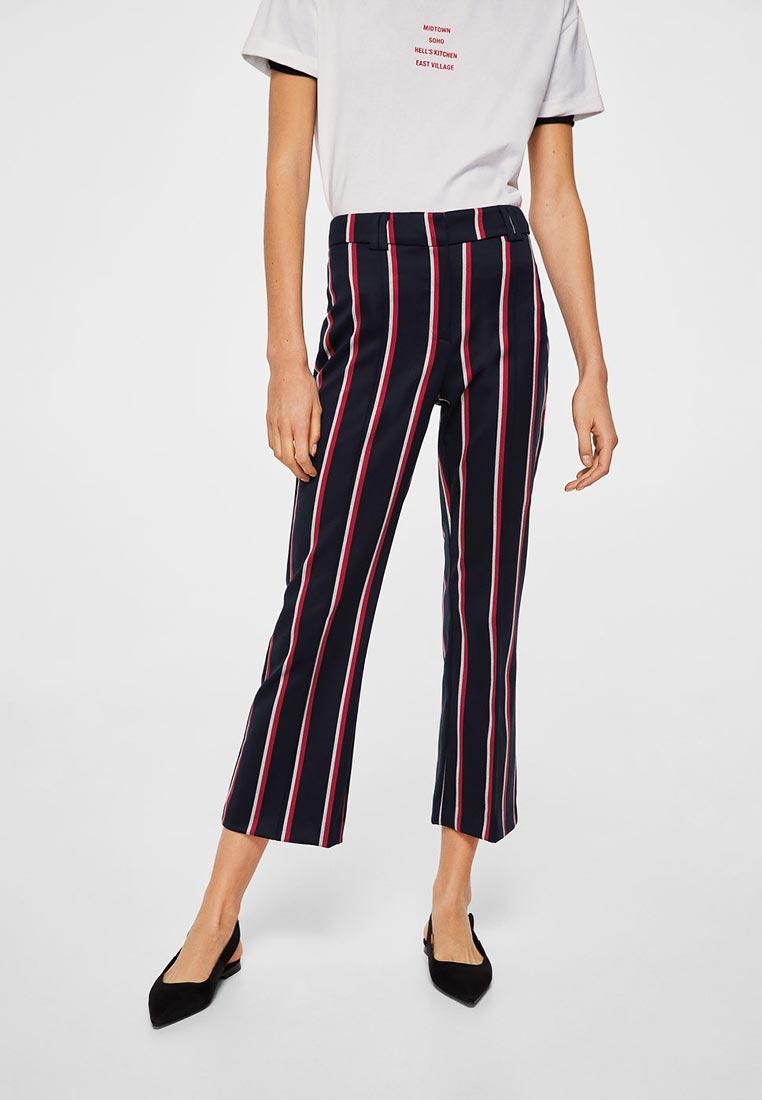 Женские широкие и расклешенные брюки Mango (Манго) 21013652