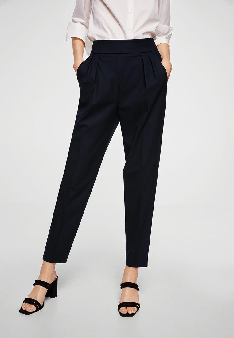 Женские зауженные брюки Mango (Манго) 21053670