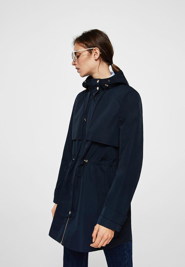 Утепленная куртка Mango (Манго) 23053608