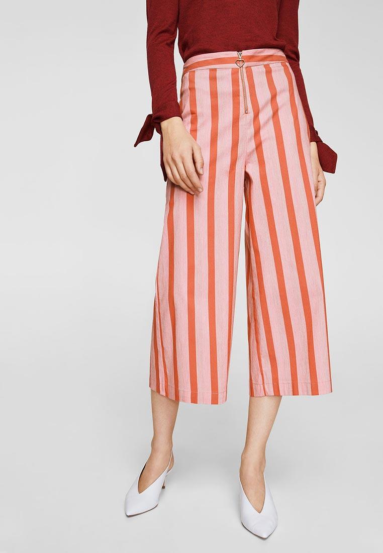 Женские широкие и расклешенные брюки Mango (Манго) 21050682