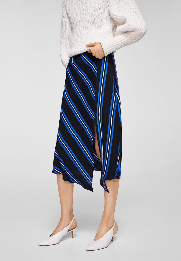 Широкая юбка Mango (Манго) 23065017