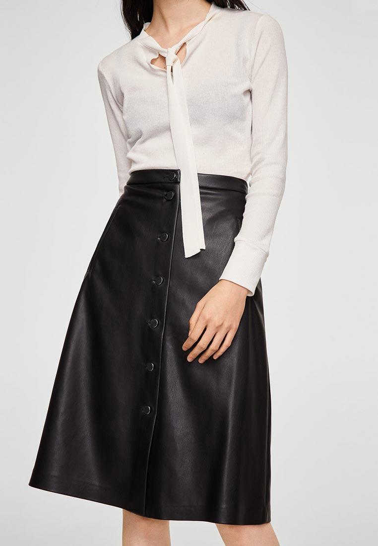 Широкая юбка Mango (Манго) 23083675
