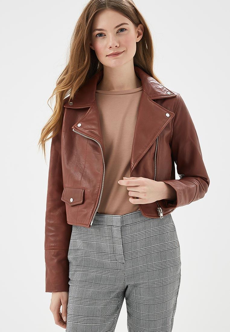 Кожаная куртка Mango (Манго) 23070824