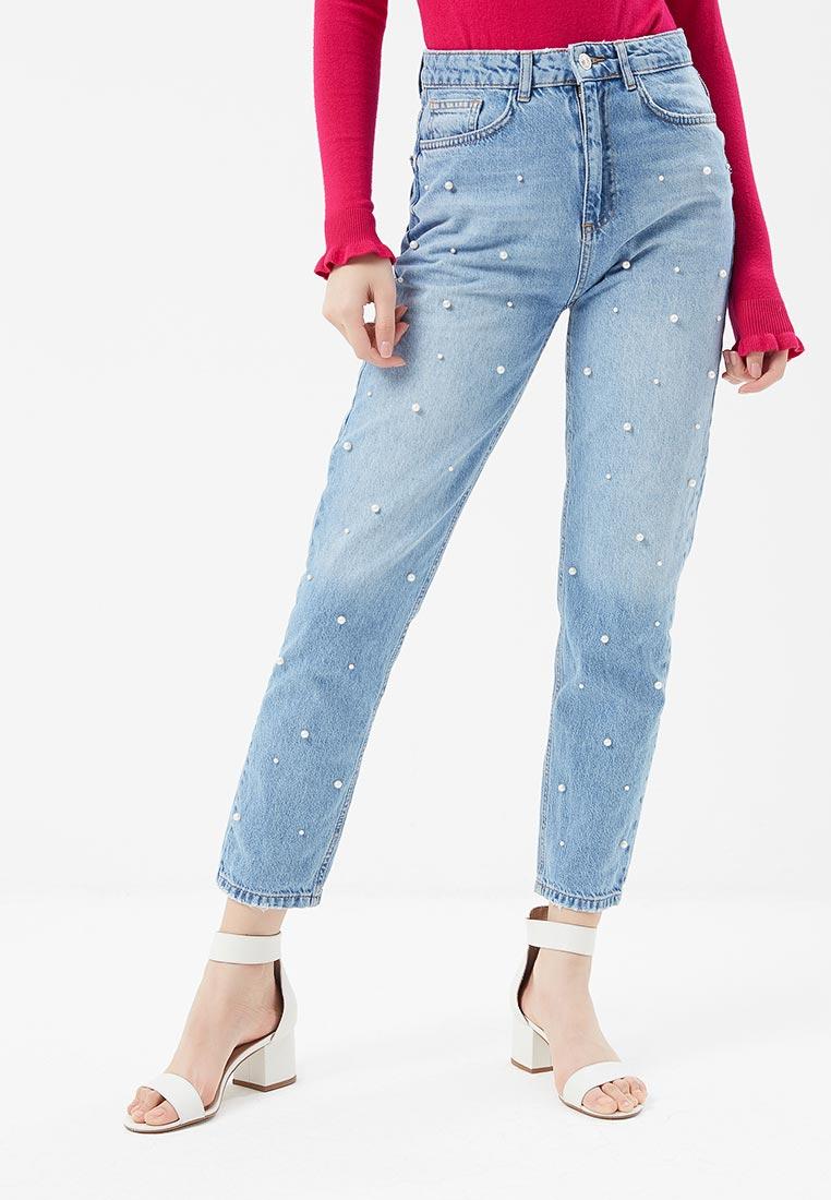 Зауженные джинсы Mango (Манго) 23013684