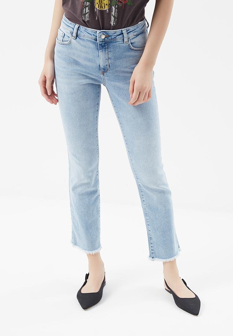 Прямые джинсы Mango (Манго) 23075663