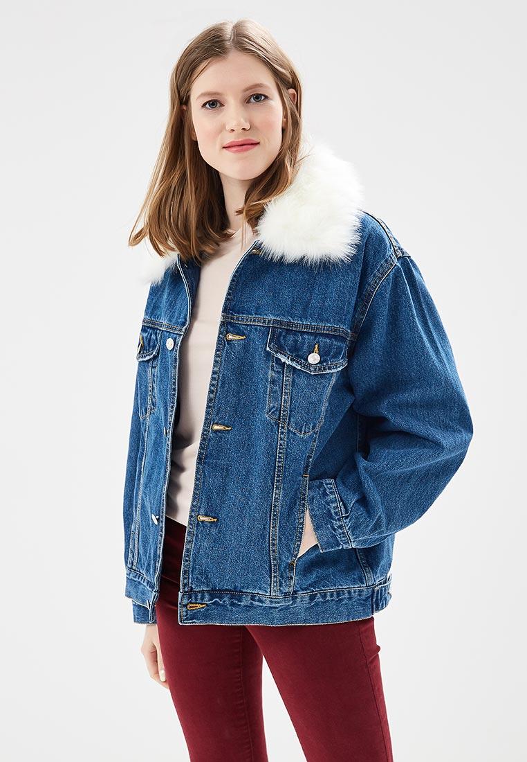 Джинсовая куртка Mango (Манго) 23055012