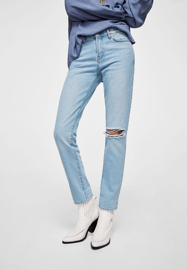 Зауженные джинсы Mango (Манго) 23013602