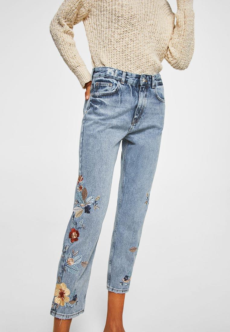 Зауженные джинсы Mango (Манго) 23083670