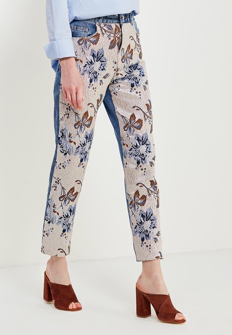 Зауженные джинсы Mango (Манго) 23053677