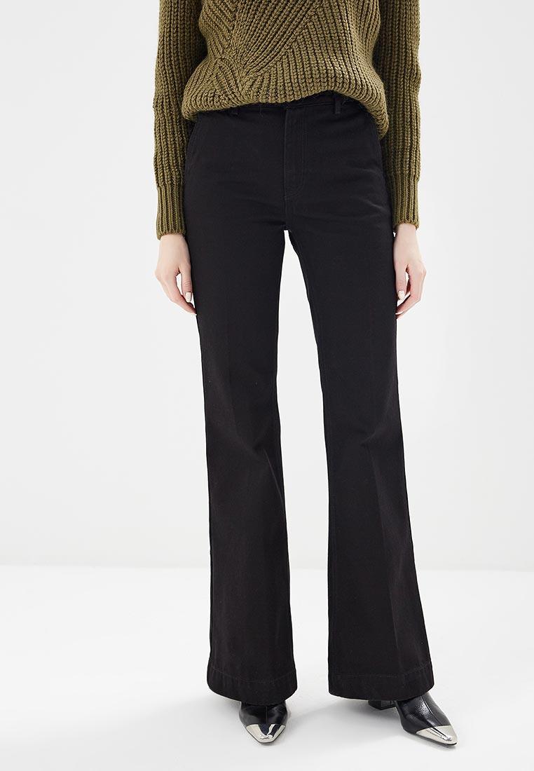 Широкие и расклешенные джинсы Mango (Манго) 23013685