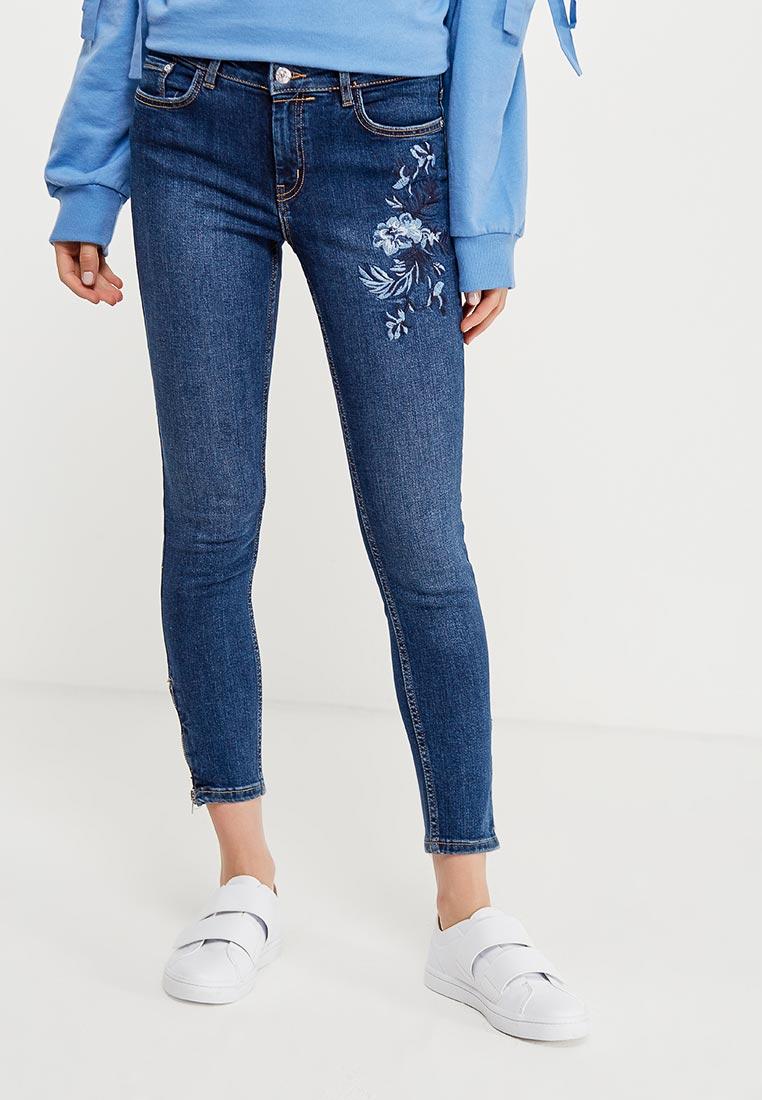 Зауженные джинсы Mango (Манго) 23063651
