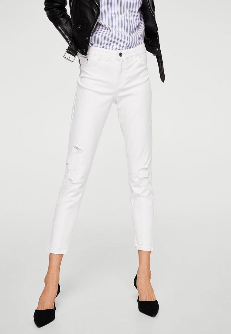 Зауженные джинсы Mango (Манго) 23025651