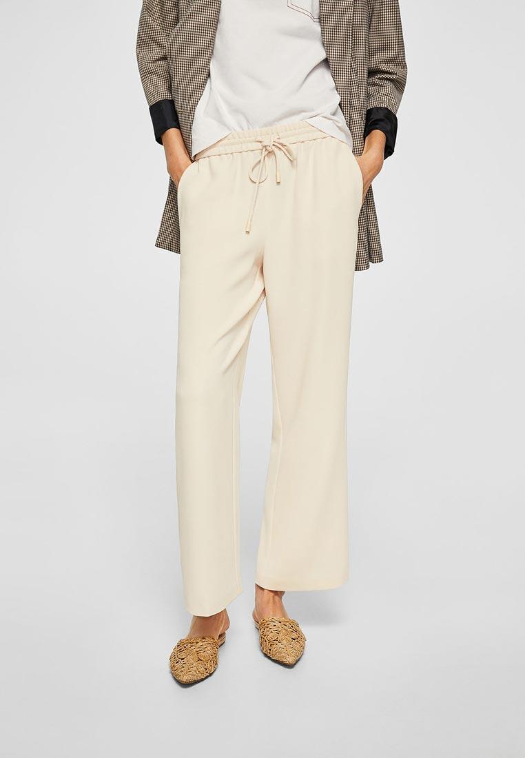 Женские прямые брюки Mango (Манго) 21025657
