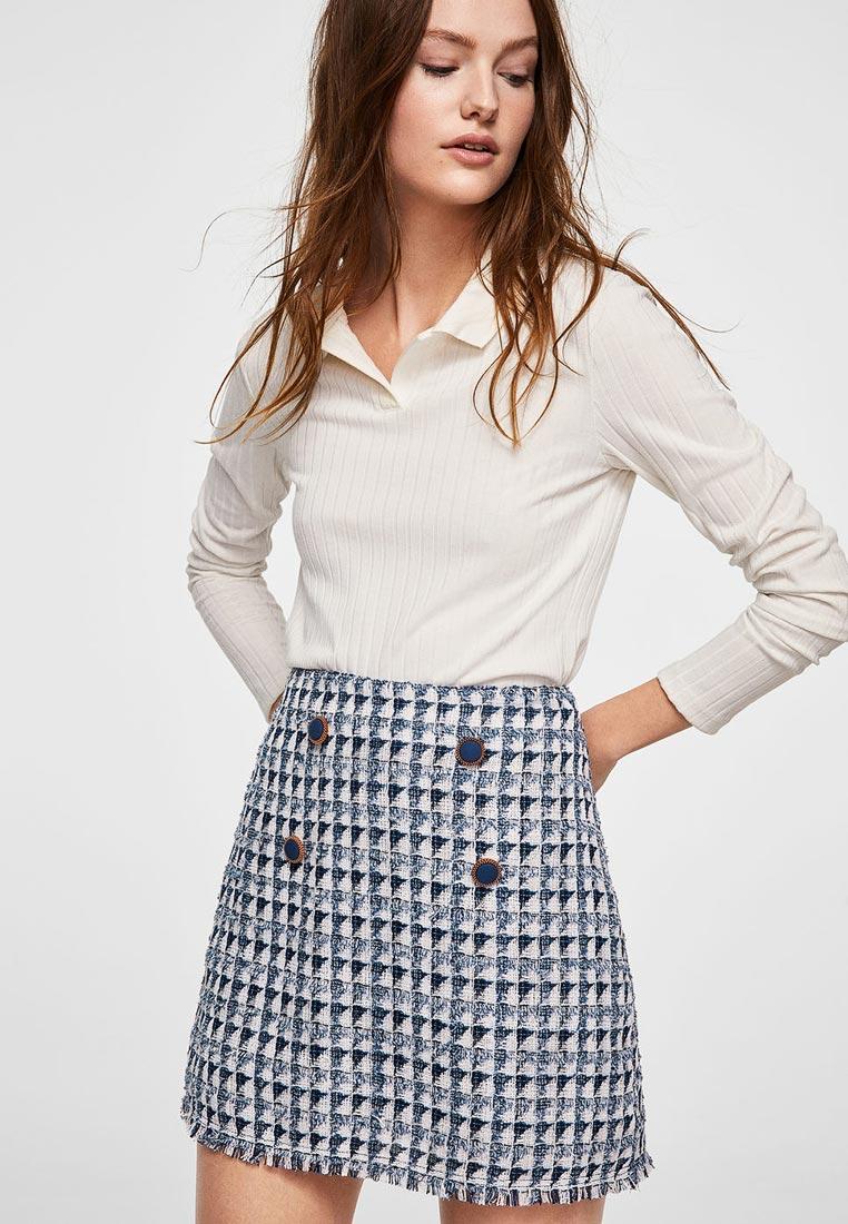 Прямая юбка Mango (Манго) 21097023