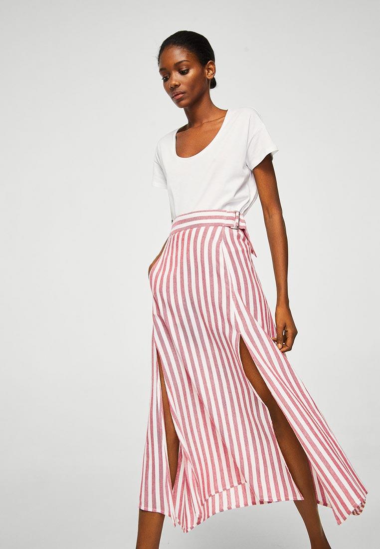 Широкая юбка Mango (Манго) 23097007