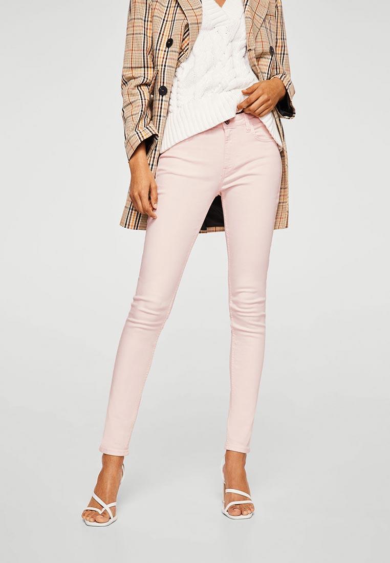 Женские зауженные брюки Mango (Манго) 23025005