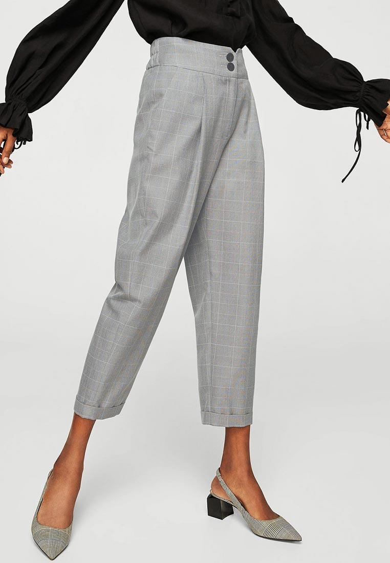 Женские прямые брюки Mango (Манго) 23023638