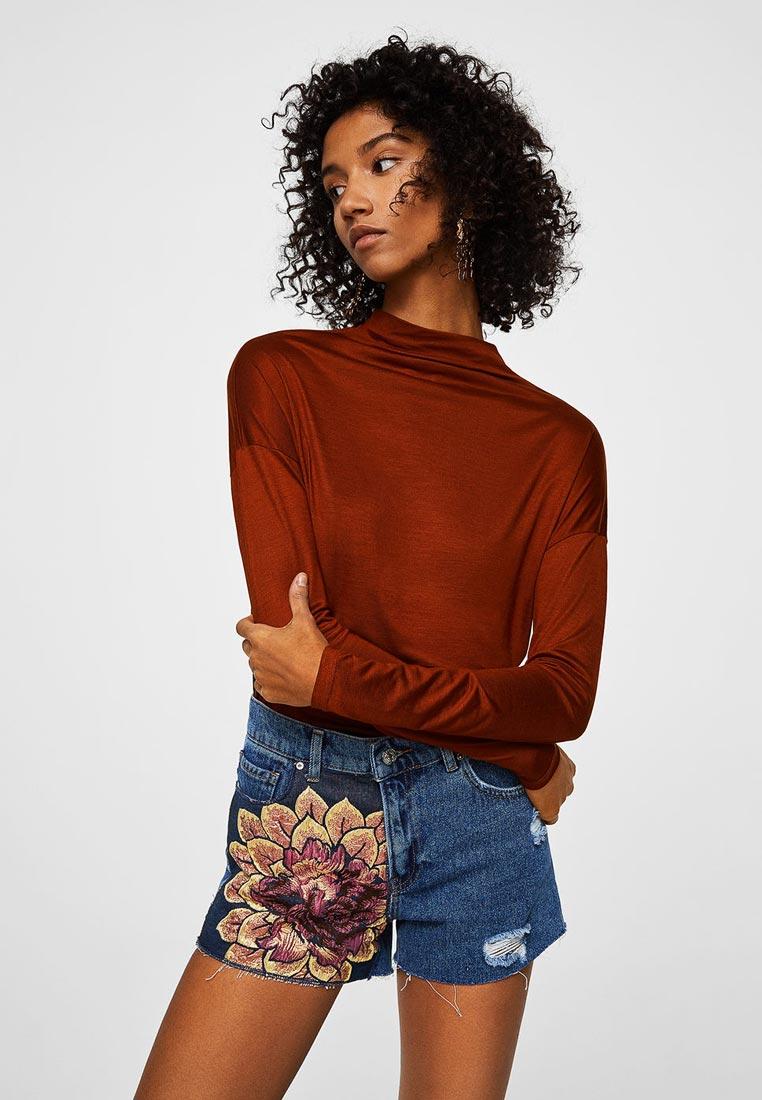 Женские джинсовые шорты Mango (Манго) 23055510