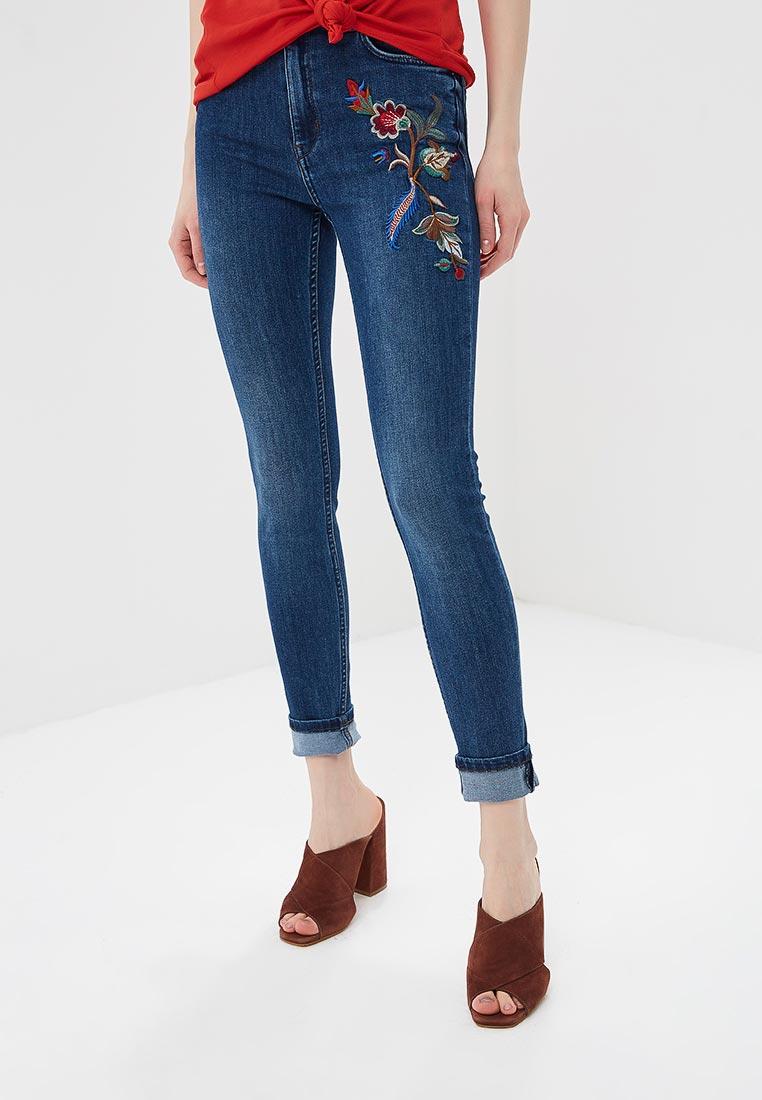 Зауженные джинсы Mango (Манго) 23073650