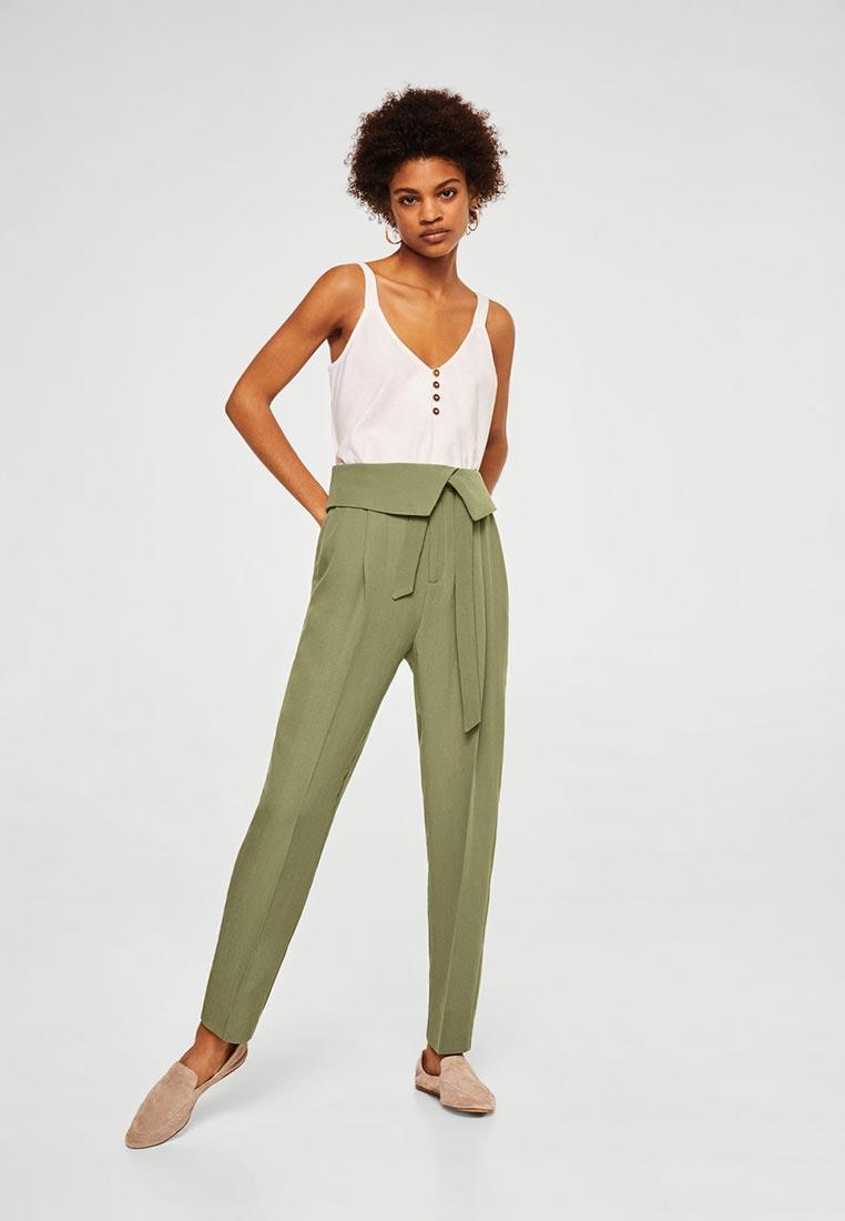 Женские брюки Mango (Манго) 21065736