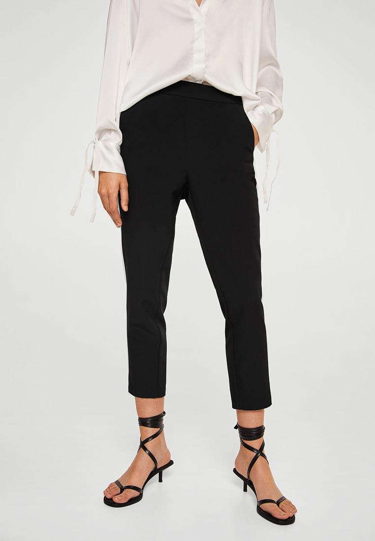 Женские зауженные брюки Mango (Манго) 23067722