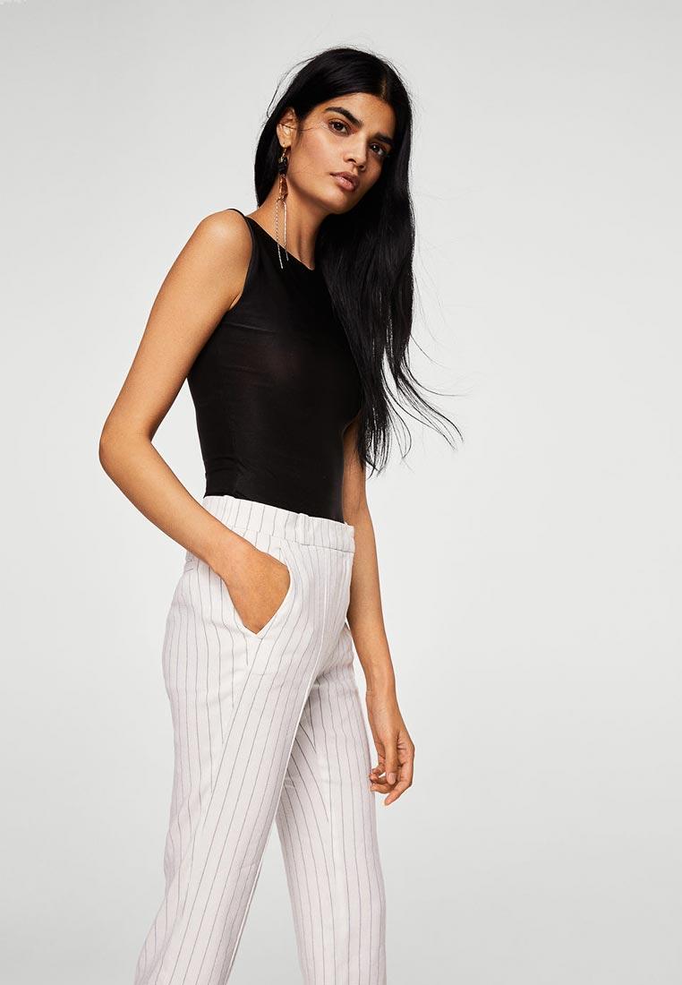 Женские прямые брюки Mango (Манго) 23087626