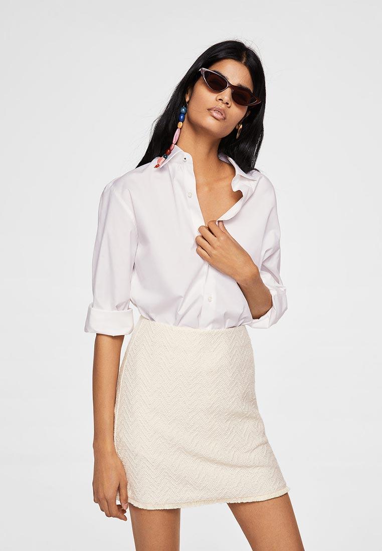 Прямая юбка Mango (Манго) 21065740