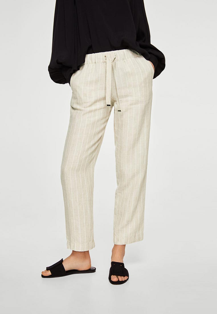 Женские прямые брюки Mango (Манго) 23097624