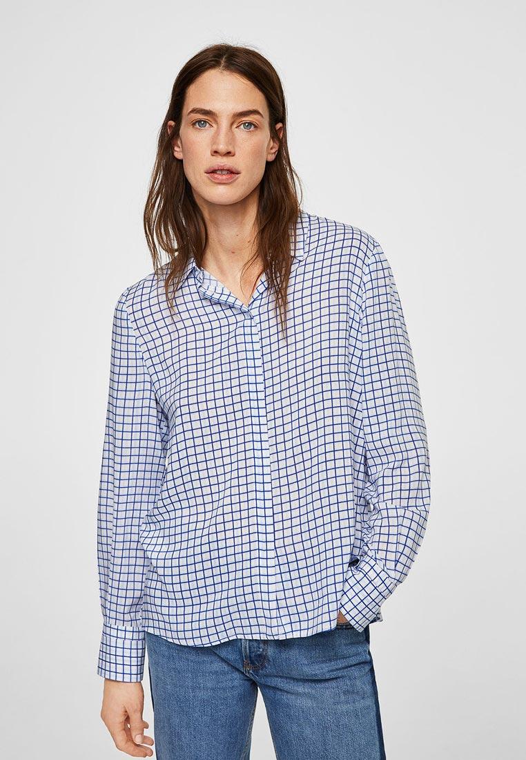 Женские рубашки с длинным рукавом Mango (Манго) 21087667