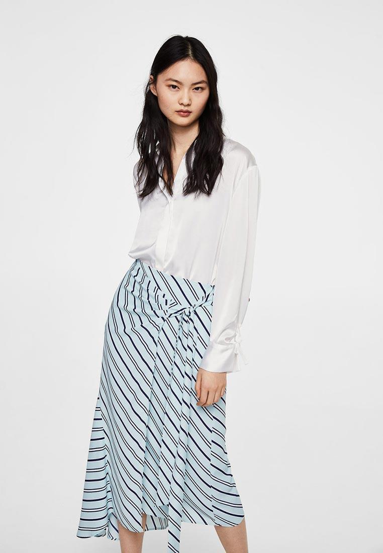 Широкая юбка Mango (Манго) 21027713