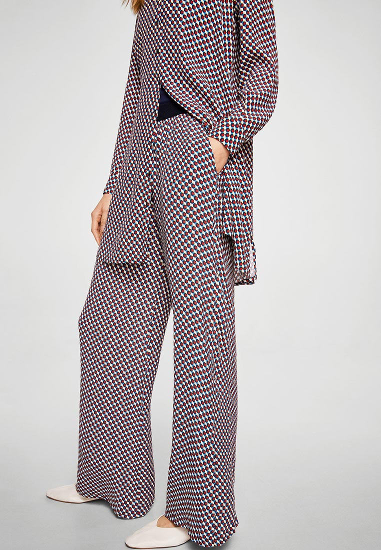 Женские прямые брюки Mango (Манго) 23055732