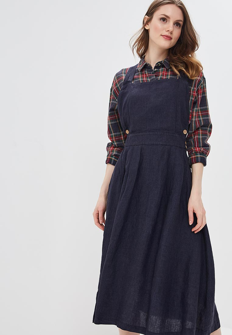 Платье-миди Mango (Манго) 23045633