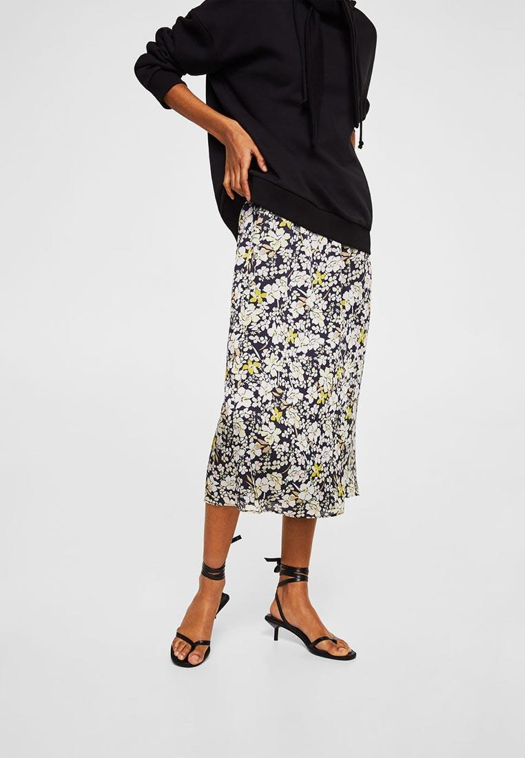 Широкая юбка Mango (Манго) 21087033