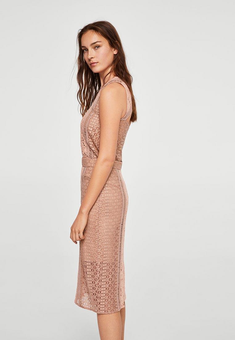 Прямая юбка Mango (Манго) 23095733