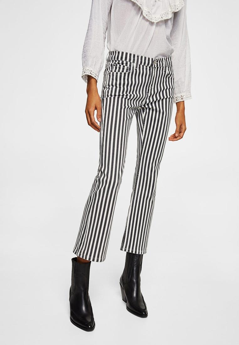 Женские зауженные брюки Mango (Манго) 23045718