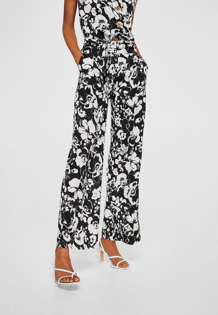 Женские широкие и расклешенные брюки Mango (Манго) 23057008