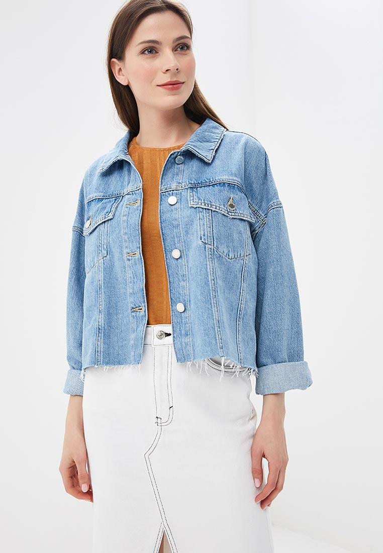 Джинсовая куртка Mango (Манго) 23047698