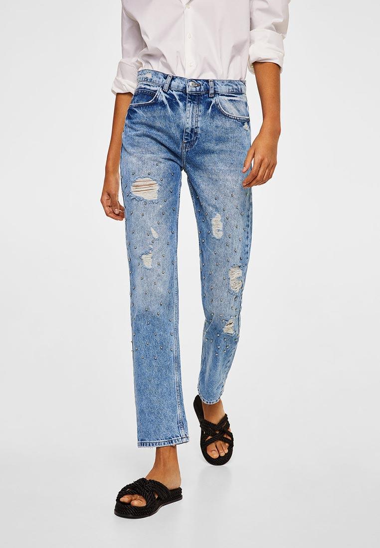 Прямые джинсы Mango (Манго) 23013686