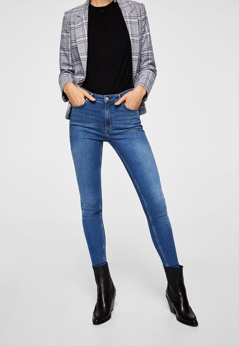 Зауженные джинсы Mango (Манго) 23075675